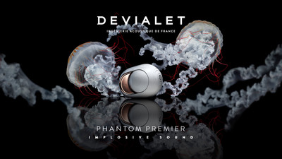 Devialet - © Sheriff & Post-Production