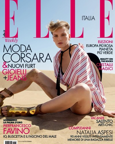 Elle Italia - © Sheriff & Post-Production