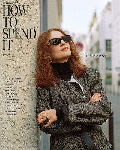 FT How To Spend It - © Sheriff & Post-Production