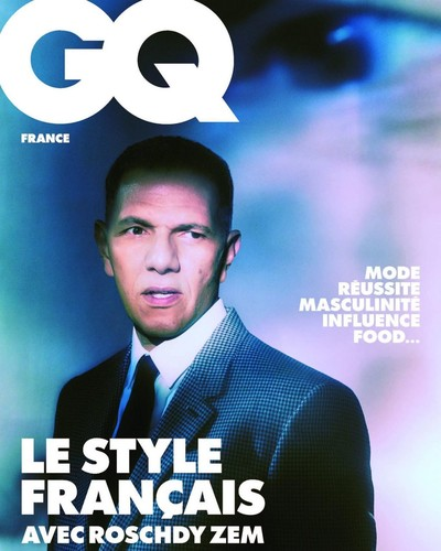GQ France - © Sheriff & Post-Production