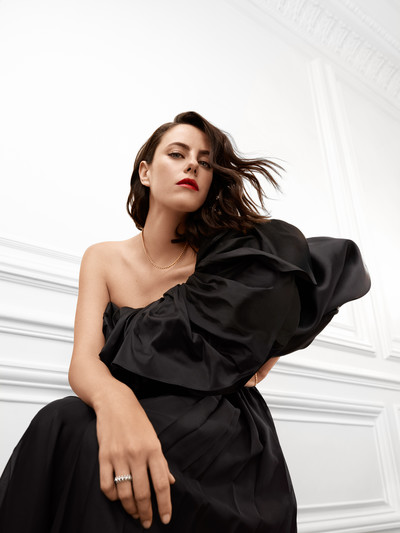 Kaya Scodelario for CARTIER - © Sheriff & Post-Production