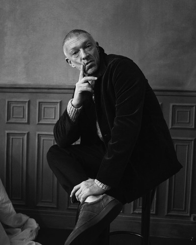 Vincent Cassel for Mr Porter - © Sheriff & Post-Production